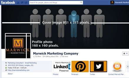 Facebook Image size - blog size