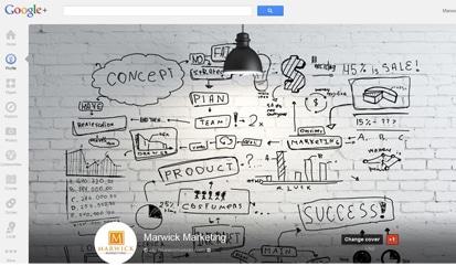 google plus march 2013