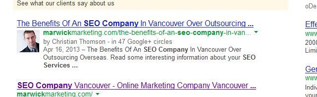 SEO Company Vancouver