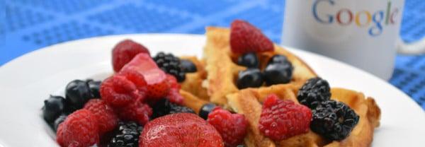 Google partner digital breakfast
