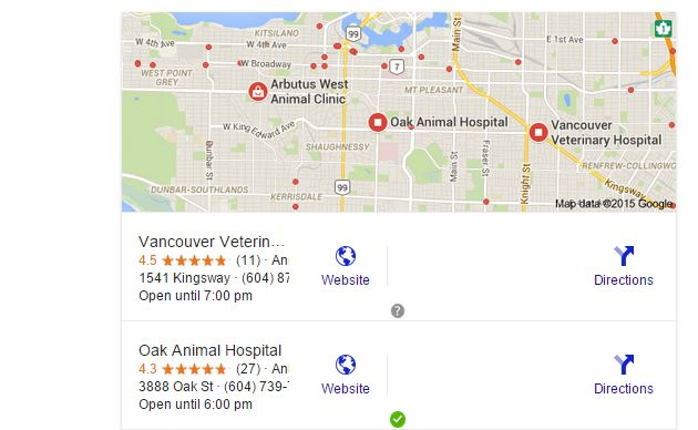 5 Tips for Google Places Local SEO