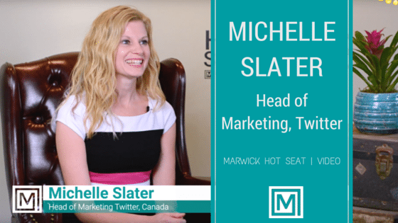 Blog Michelle Slater Video Marwick Hot seat