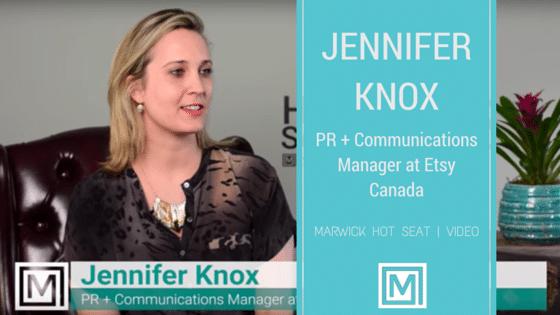 Jennifer Knox Etsy