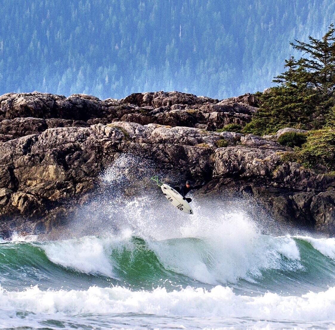 Surfing Canada Surf partner