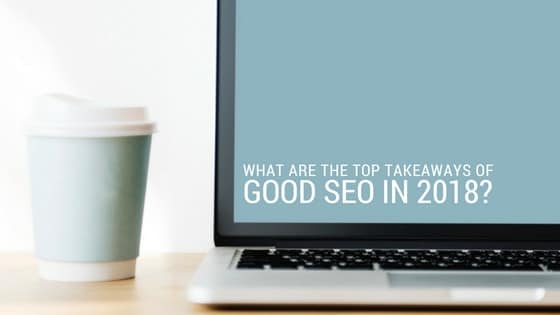 Marwick Marketing good SEO 2018