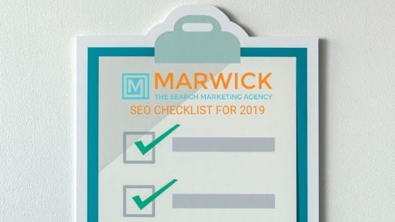 SEO Checklist for 2019