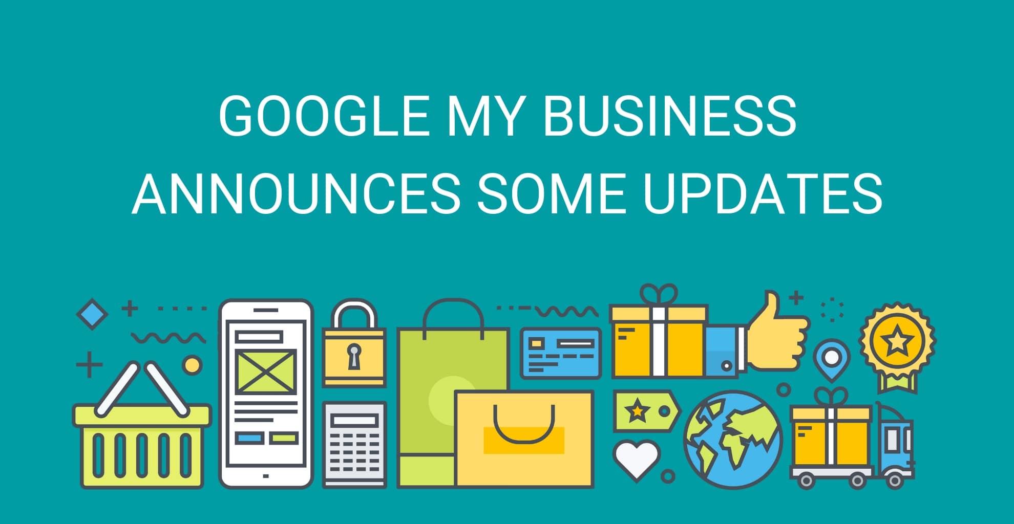 Seo local Google My Business Announces