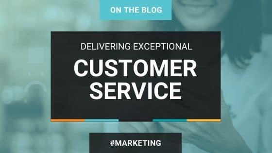 Cutomer service marketing