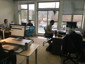 Internship office