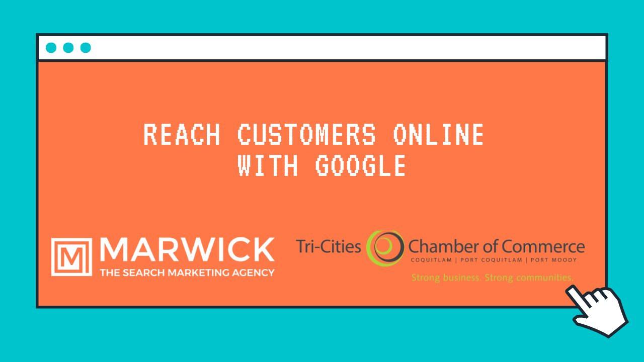 Reach Customers Online With Google