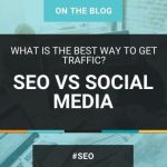 Web traffic SEO Social Media