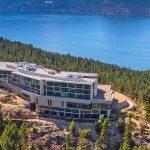 Sparkling Hill Resort aerial